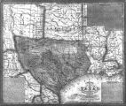 1837 map of Texas
