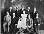 1902 graduating class of Blinn Memorial College