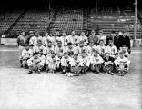 1937 San Antonio Missions team pictures