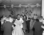 *Town Club dance during Fiesta in Menger Hotel